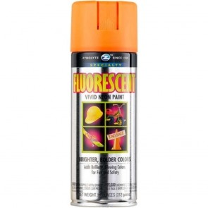 Aervoe Florescent Orange Zynolyte Fluorescent Coating