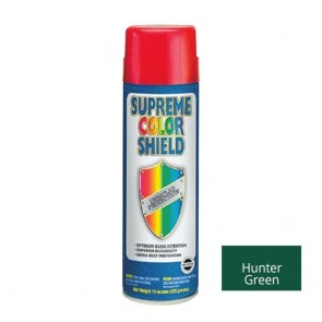 Aervoe Hunter Green Supreme Color Shield