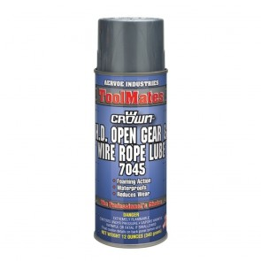 Aervoe H.D. Open Gear & Wire Rope Lube