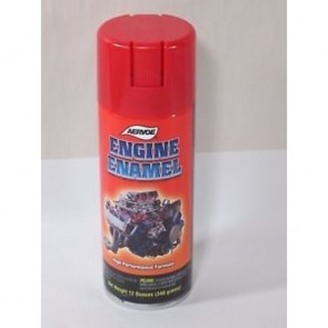 Aervoe Ford Red Engine Enamel
