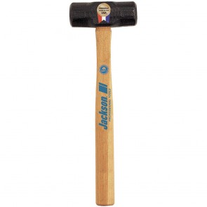 Jackson 2-Lb Engineer Hammer, 16-In Handle