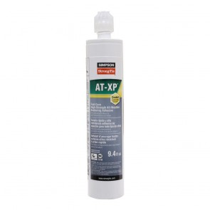 Simpson 9.4 oz. Acrylic Tie Anchoring Adhesive Cartridge