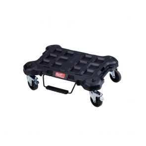 Milwaukee PACKOUT 24 in. x 18 in. Black Multi-Purpose Utility Cart
