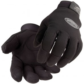 Revco/Black Stallion® ToolHandz® Plus Original Mechanics Glove, Black,Large