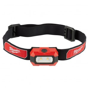 Milwaukee 300-Lumen LED Headlamp