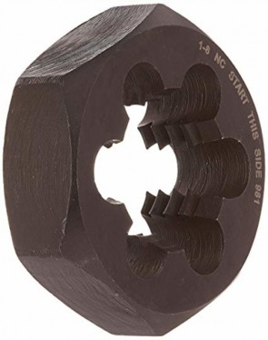 Bosch 1-8 Size High-Speed Steel Hex Die