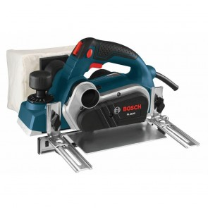 Bosch 6.5 Amp 3-/14 in. Corded Planer Kit with 2 Reversible Woodrazor Micrograin Carbide Blades and Carrying Case