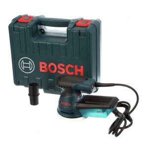 Bosch 5 in. VS Random Orbit Palm Sander Kit with Hardshell Case