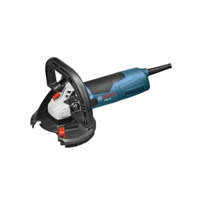 Bosch 12.5 Amp Corded 5 in. Concrete Surfacing Grinder with Dedicated Dust Collection Shroud