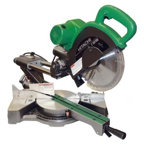 Hitachi 10 in. Sliding Dual Compound Miter Saw