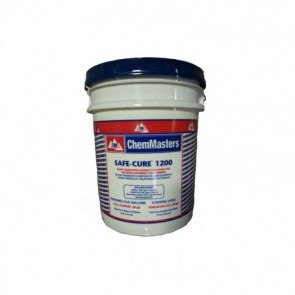ChemMasters Safe Cure 1200 55 Gal Drum White Pigmented Cure