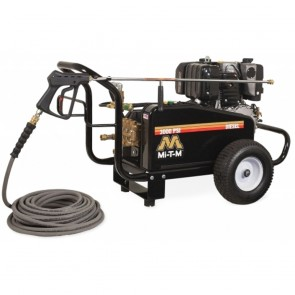 Mi-T-M CW Premium Series Electric Belt Drive Cold Water Pressure Washer