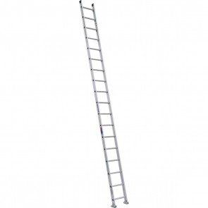 Werner 18ft Type IA Aluminum D-Rung Straight Ladder