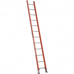 Werner 12ft Type IA Fiberglass D-Rung Straight Ladder