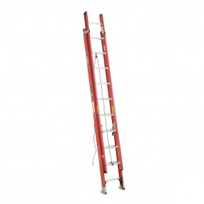 Werner 20ft Type IA Fiberglass D-Rung Extension Ladder