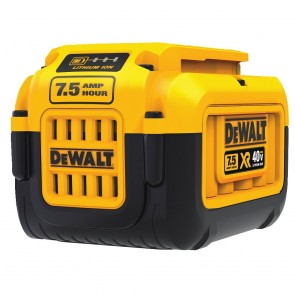 DeWalt 40V MAX Premium Lithium Ion Battery Pack (7.5AH)