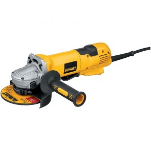 "DeWalt Heavy-Duty 4-1/2"" - 5"" High Performance Grinder"