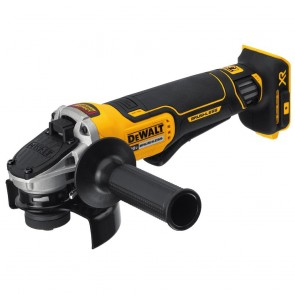 DeWalt 4.5 IN. 20V MAX* XR® Paddle Switch Small Angle Grinder with Kickback Brake (Tool Only)
