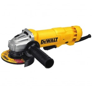 DeWalt 4-1/2 in. 11 Amp Paddle Switch Angle Grinder