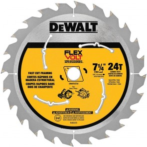 DeWalt 7-1/4 in. 24T Circular Saw Blade