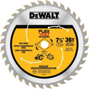 DeWalt 7-1/4 in. 36T Circular Saw Blade