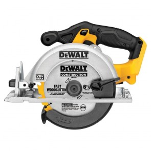 DeWalt 20V MAX Cordless Lithium-Ion 6-1/2 in. Circular Saw