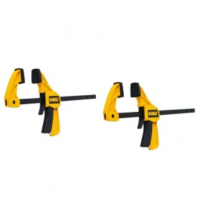 "DeWalt 4.5"" Small Bar Clamps 2 Pack"