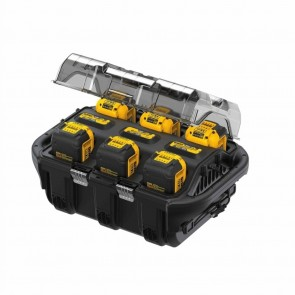 DeWalt 40V MAX 6 Pack Charging Station