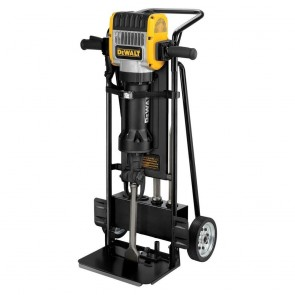 DeWalt Pavement Breaker Hammer Truck and Steel
