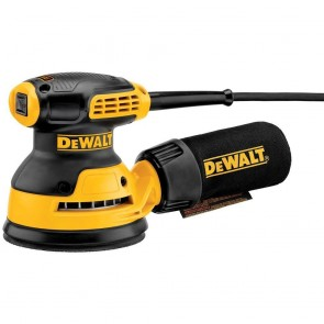 "DeWalt 5"" Random Orbit Sander, Single Speed, PSA Pad"