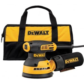 DeWalt 5 in. VS H&L Random Orbital Sander with Bag