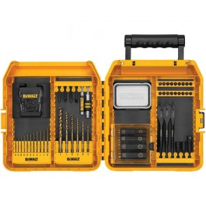 DeWalt 65-Piece MAC Contractor Set