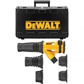 DeWalt Large Hammer Dust Extraction - Chiseling