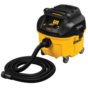 DeWalt 15 Amp 8 Gallon Dust Extractor Kit