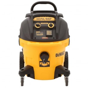 DeWalt 10 Gallon HEPA Dust Extractor with Automatic Filter Clean