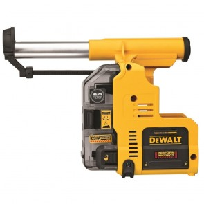 DeWalt Onboard Dust Extractor for 1 in. SDS Plus Hammers