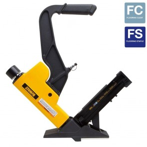 DeWalt 2-N-1 16-Gauge Nailer and 15-1/2-Gauge Stapler Flooring Tool