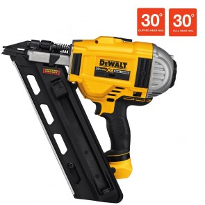 DeWalt 20V MAX Brushless Cordless Lithium-Ion Framing Nailer (Bare Tool)