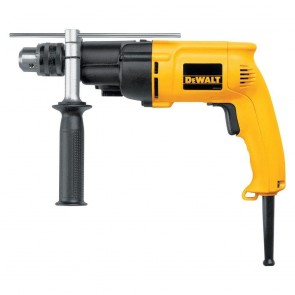 "DeWalt 1/2"" Heavy-Duty Variable Speed Dual Range Hammerdrill Kit, Reversible"