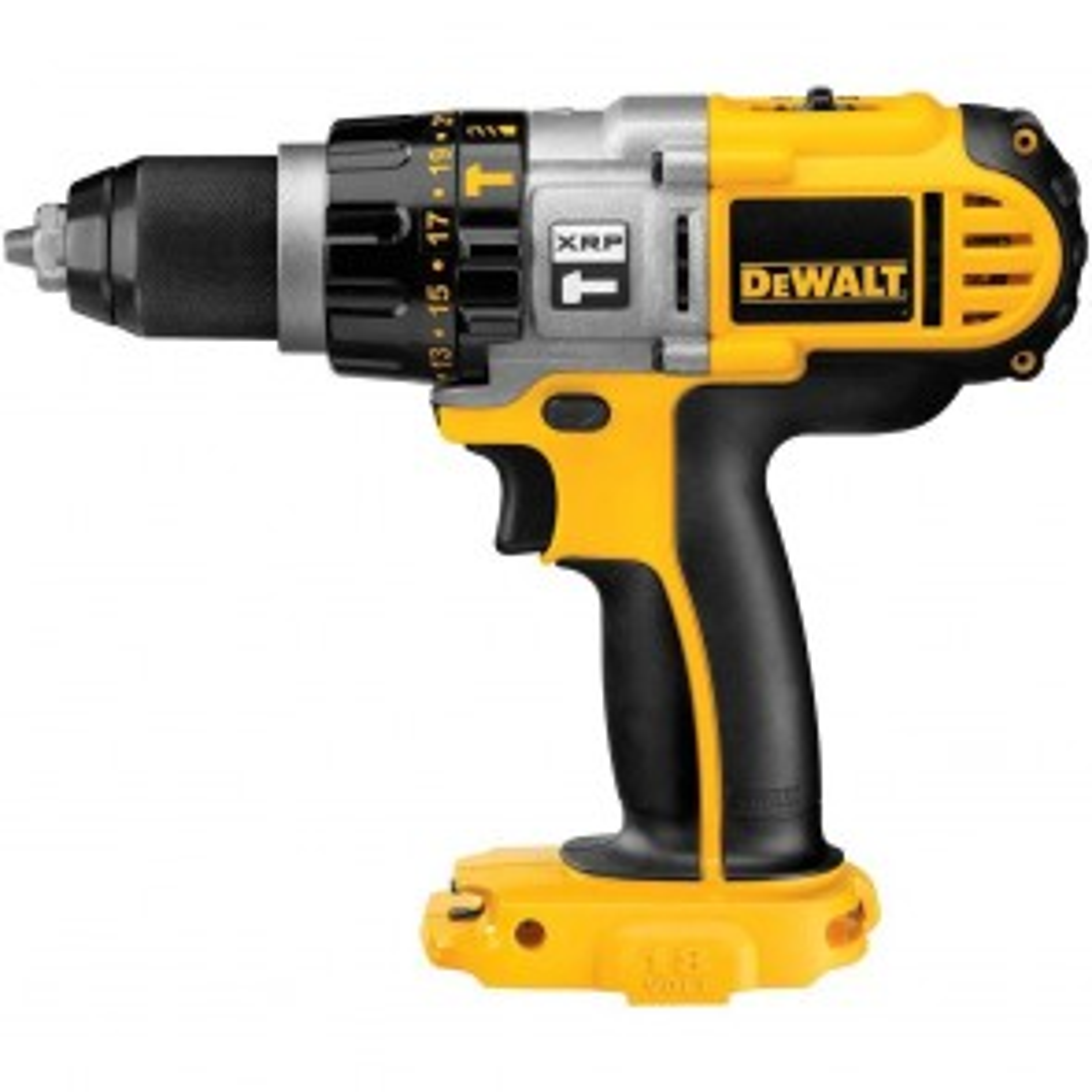 "DeWalt 1/2"" (13MM) 18V Cordless XRP™ Hammerdrill/Drill/Driver (Bare Tool)"
