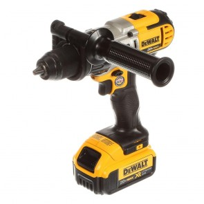 DeWalt 20V MAX Cordless Lithium-Ion Premium 3-Speed Hammer Drill Kit with 4.0 Ah Batteries