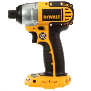 "DeWalt 1/4"" (6.35MM) 18V Cordless Impact Driver (Tool Only)"