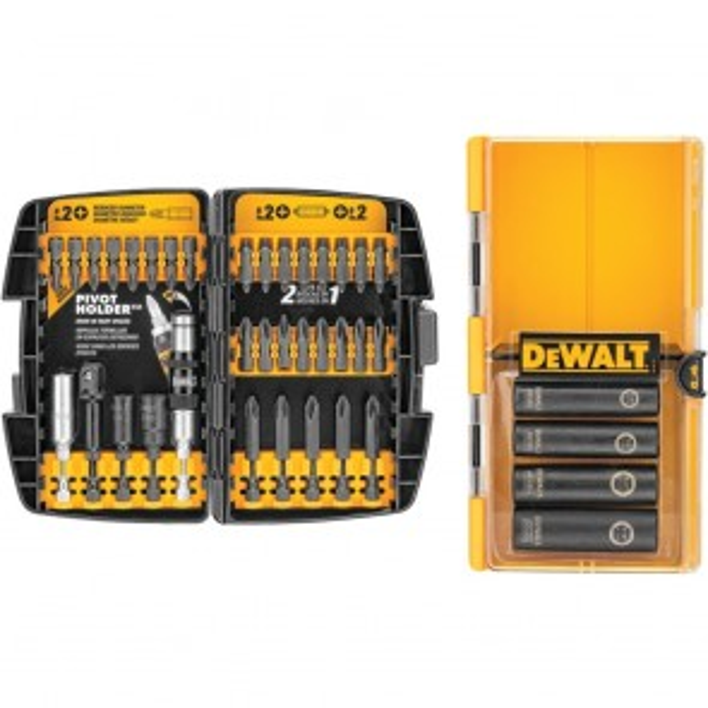 DeWalt 38-Piece Impact Ready and Accessory Set