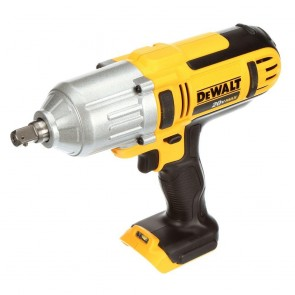 DeWalt 20V MAX Cordless Lithium-Ion 1/2 in. High-Torque Impact Wrench with Detent Pin Anvil (Tool Only)