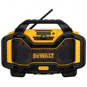 DeWalt Cordless Lithium-Ion Bluetooth Radio Charger