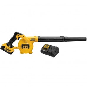 DeWalt 20V MAX* Compact Jobsite Blower Kit