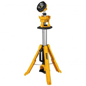 Dewalt 20V MAX Cordless Tripod Light (Bare Tool)