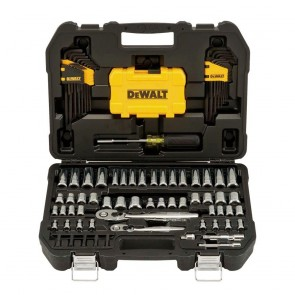 DeWalt 108-Piece Mechanic's Tool Set