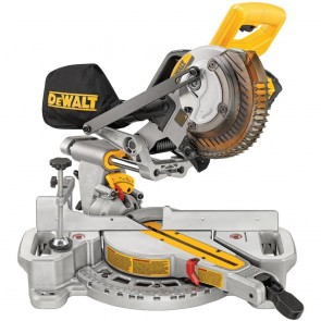 "DeWalt 20V MAX* 7 1/4"" Sliding Miter Saw Kit"