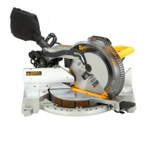DeWalt 15 Amp 12 in. Single Bevel Compound Miter Saw